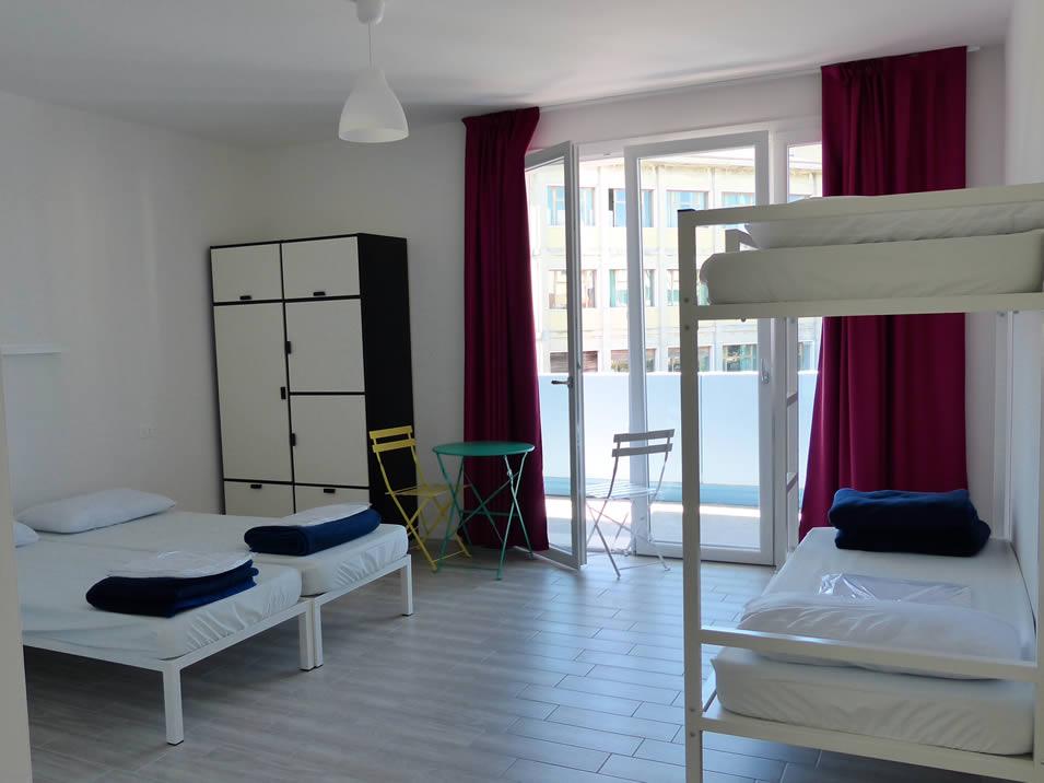 Hotel economico Lago di Garda: scopri l\'ostello con formula hotel a ...
